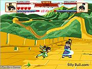 Click to Play Chinese Wushu