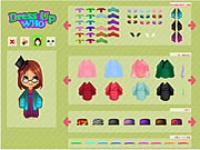 Click to Play Kimono Girl Dress Up