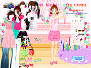 Click to Play Birthday Dressup