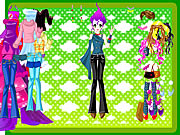 Click to Play Extreme Fashion Dressup