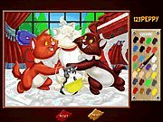 Click to Play Aristocats Online Coloring