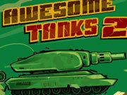 Click to Play Awesome Tanks 2
