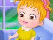 Click to Play Baby Hazel New Born Baby