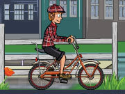 Click to Play Biking Amsterdam