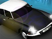 Click to Play Classic Car City Driving Sim
