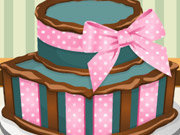 Click to Play Cute Baker Birthday Cake