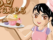 Click to Play Daisy Cupcakes
