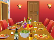 Click to Play Dining Hall Decor