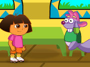 Click to Play Dora Diner