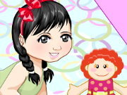 Click to Play Dress up Game Cute Baby