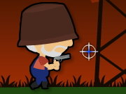 Click to Play Farm at Night