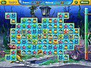 Click to Play Fishdom Frosty Splash