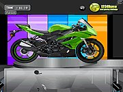 Click to Play Fix My Bike - Kawasaki Ninja