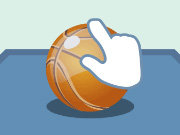 Click to Play Flick Basketball