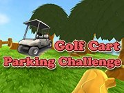 Click to Play Golf Cart Parking Challenge