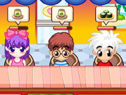 Click to Play Jessica Sushi Shop