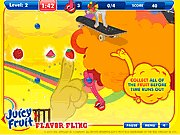 Click to Play Juicy Fruit Flavor Fling