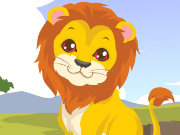 Click to Play Lion Care