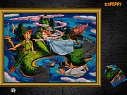 Click to Play Puzzle Mania Peter Pan 2