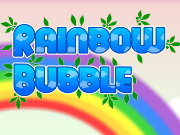 Click to Play Rainbow bubble