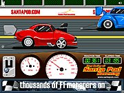 Click to Play Santa Pod Racer