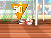 Click to Play Street Freekick 3D