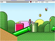 Click to Play Super Mario Cross