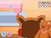 Click to Play Teddy Textile