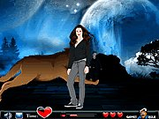 Click to Play Twilight Kiss-Eclipse